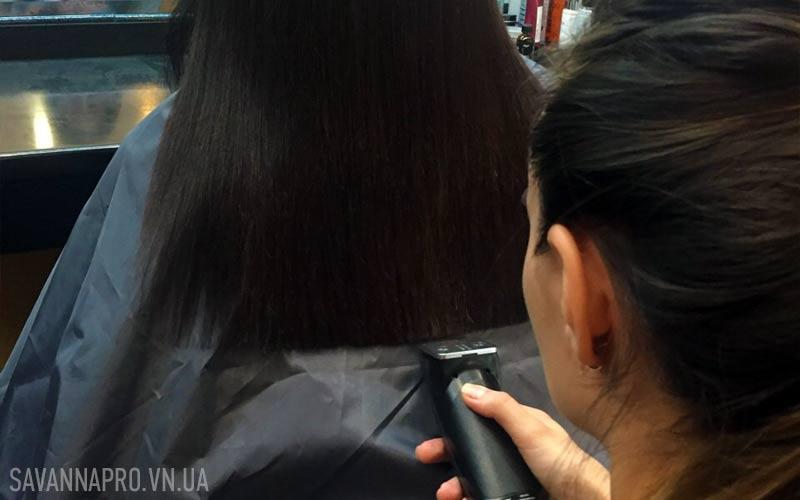 Стрижка волос машинкой на курсах