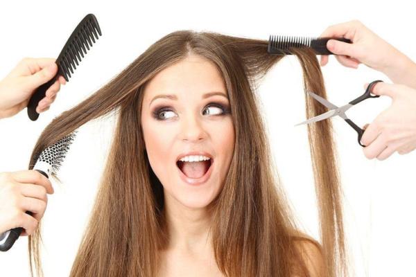 Навчання професії перукаря