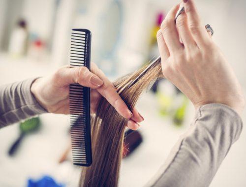 Обучение на парикмахера
