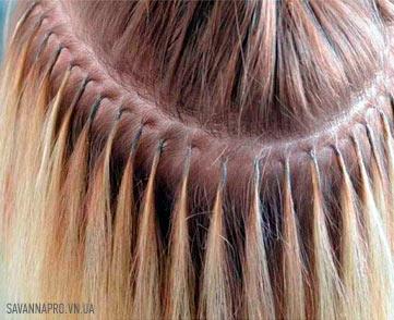 Курси нарощення волосся